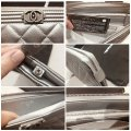 Chanel Silver Clutch Image 10