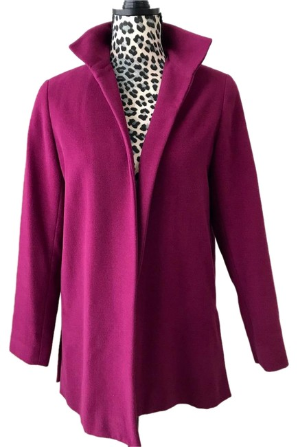 Preload https://img-static.tradesy.com/item/24674162/lafayette-148-new-york-pink-cashmere-open-front-swing-jacket-blazer-size-2-xs-0-1-650-650.jpg