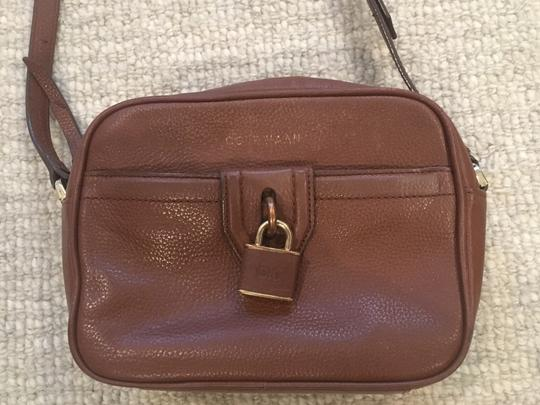 Cole Haan Leather Cross Body Bag Image 1