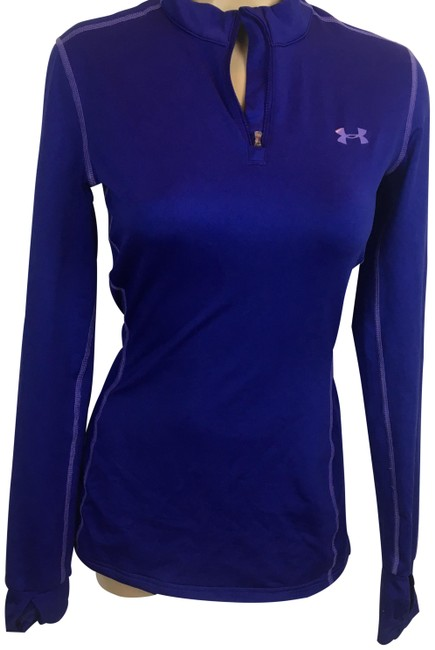 Preload https://img-static.tradesy.com/item/24674294/under-armour-blue-fitted-activewear-top-size-6-s-0-1-650-650.jpg