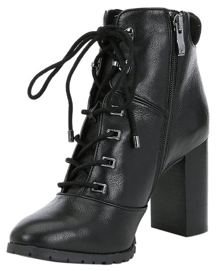 Preload https://img-static.tradesy.com/item/24674369/antonio-melani-black-gorgg-leather-hiker-heel-bootsbooties-size-us-75-regular-m-b-0-4-540-540.jpg