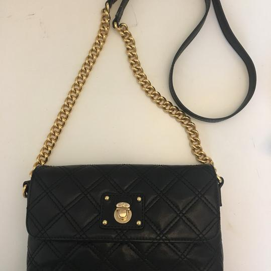 Marc Jacobs Quilted And Gold Cross Body Bag Image 1