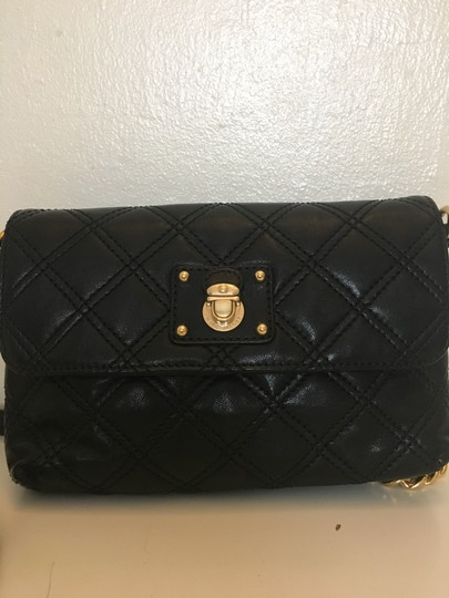 Marc Jacobs Quilted And Gold Cross Body Bag Image 6