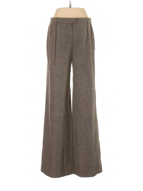 Preload https://img-static.tradesy.com/item/24674565/vanessa-bruno-brown-relaxed-wool-pants-size-6-s-28-0-0-650-650.jpg