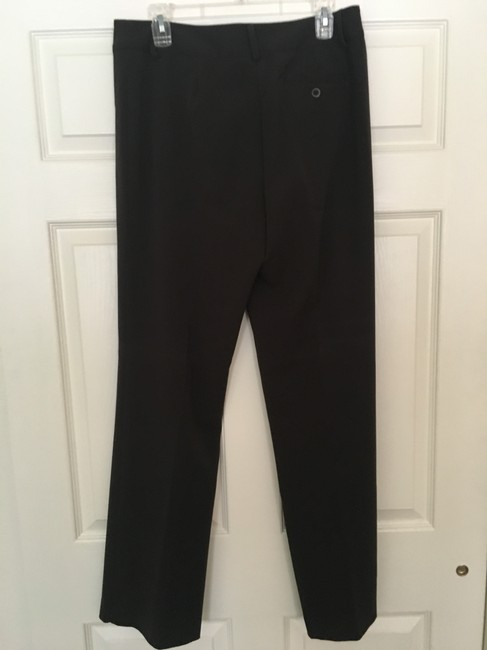 Axcess Career Trouser Pants Brown Image 1