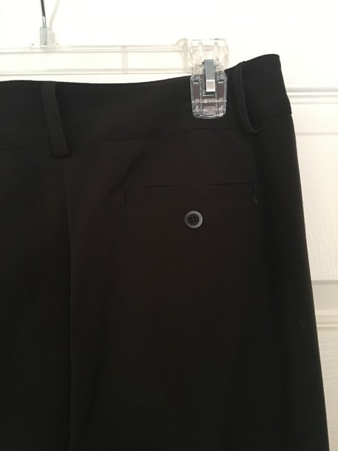 Axcess Career Trouser Pants Brown Image 3