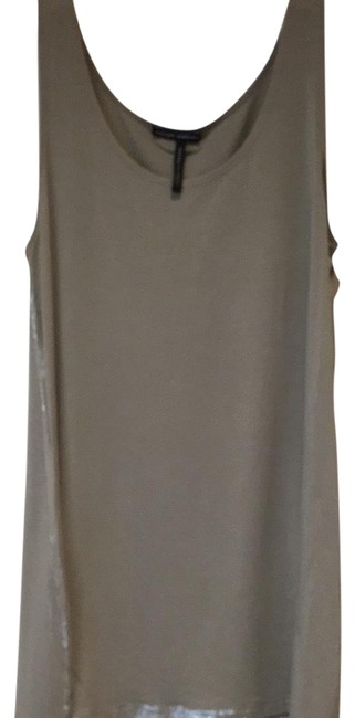 Item - Taupe Tunic Size 6 (S)