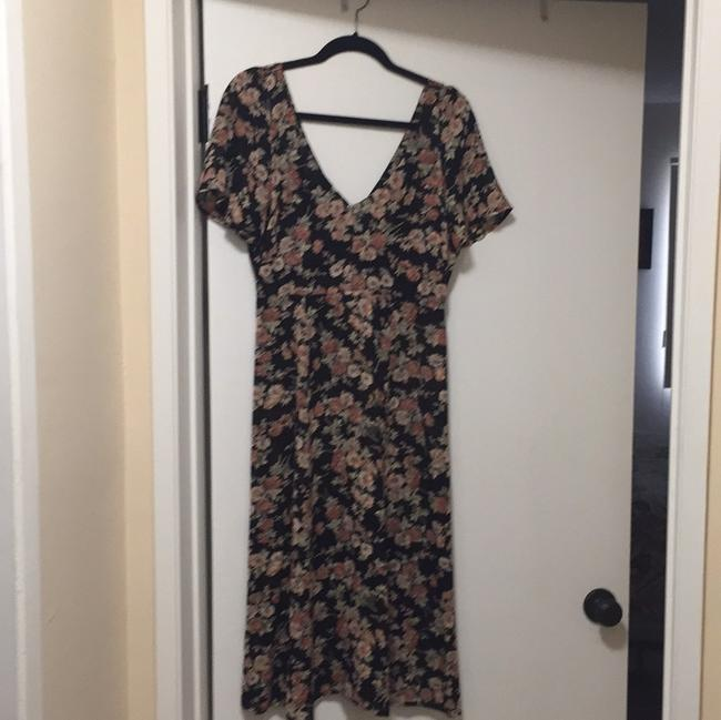 floral Maxi Dress by Reformation Image 1
