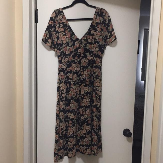 floral Maxi Dress by Reformation Image 4