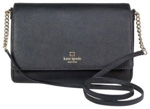 Kate Spade Luxury Leather Classic Purse Cross Body Bag