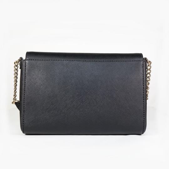 Kate Spade Luxury Leather Classic Purse Cross Body Bag Image 1