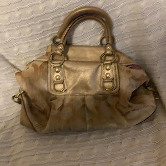 Coach 1941 Satchel in gold Image 1