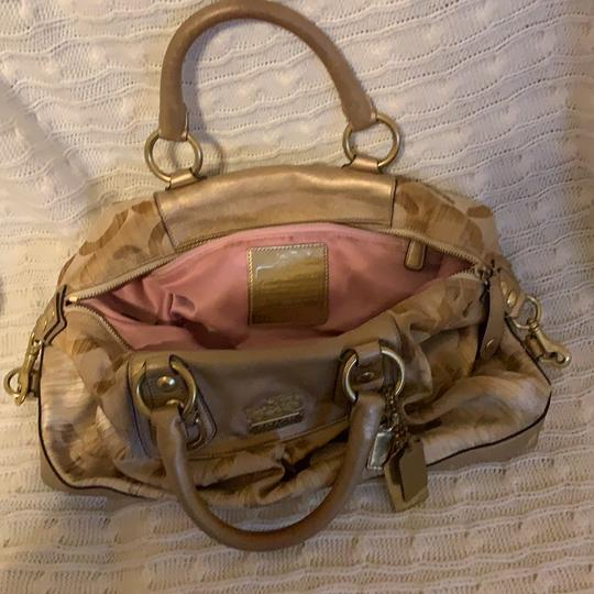 Coach 1941 Satchel in gold Image 2