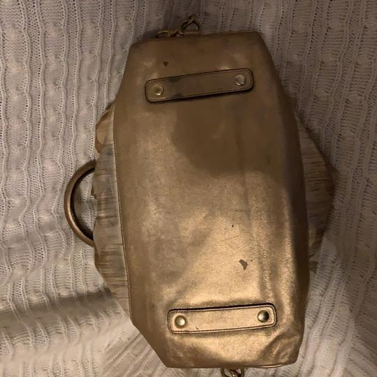 Coach 1941 Satchel in gold Image 4
