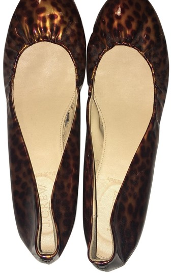 Preload https://img-static.tradesy.com/item/24674789/jcrew-brown-leopard-patent-leather-flats-size-us-9-regular-m-b-0-2-540-540.jpg