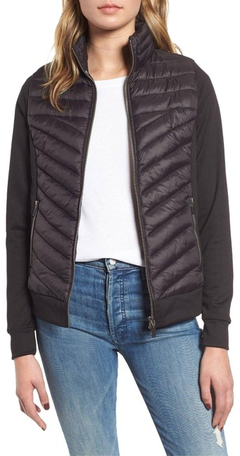 Preload https://img-static.tradesy.com/item/24674795/barbour-black-women-s-exmouth-hybrid-sweatshirt-jacket-size-4-s-0-1-650-650.jpg