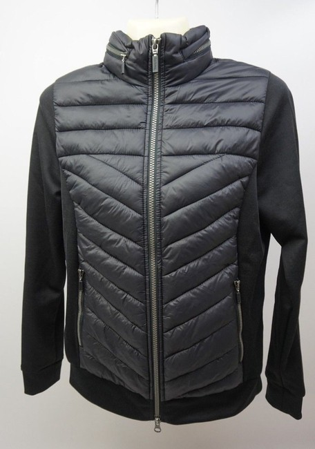 Barbour Black Jacket Image 2