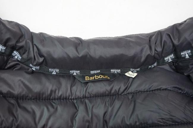 Barbour Black Jacket Image 4