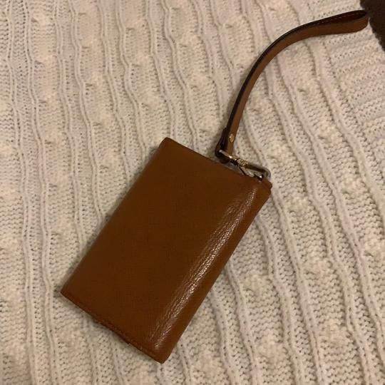Michael Kors small MK wallet with cell phone slot Image 1