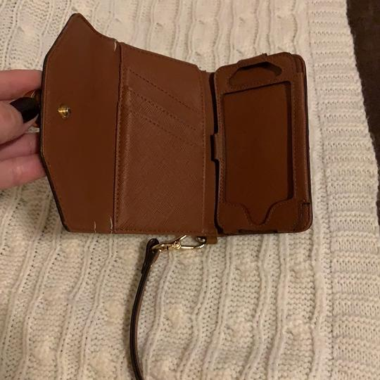 Michael Kors small MK wallet with cell phone slot Image 2