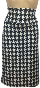 LuLaRoe Skirt Black & White