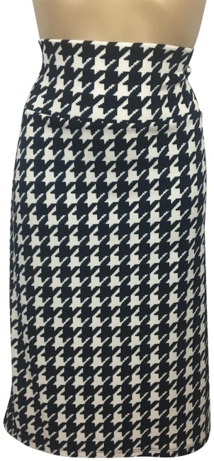 LuLaRoe Skirt Black & White Image 0