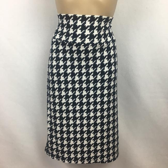 LuLaRoe Skirt Black & White Image 2