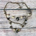 Betsey Johnson Betsey Johnson Simple Charm Gold Necklace Image 3