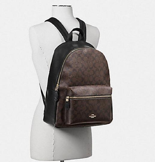 Coach Backpack Image 9