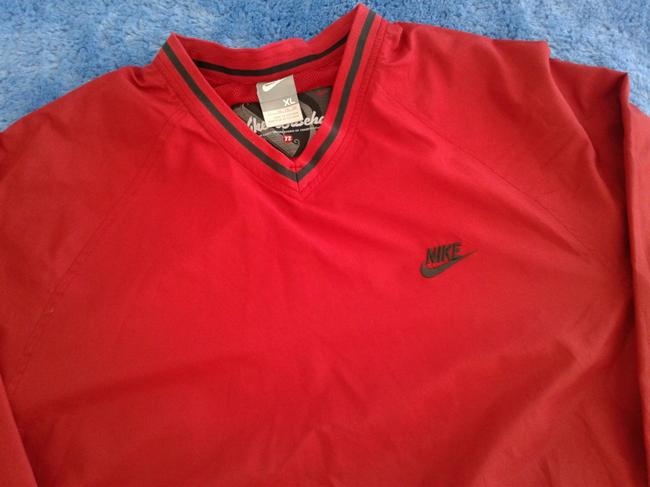 Nike Looth Fit Raglan Sleeves Comfortable Fully Lined Made In Vietnam Sweater Image 1