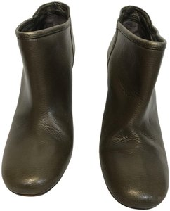 Michel Perry Olive/Bronze Boots