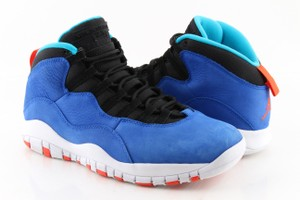 "Air Jordan Multi Color ""Tinker"" Retro 10's Shoes"