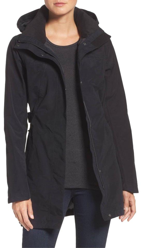 09f45ab1d The North Face Black Women's Laney Ii Trench Coat Size 4 (S)