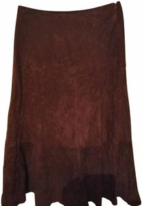 Dana Buchman Straight Pants Dark brown