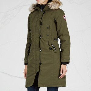Canada Goose Kensington Parka Brown