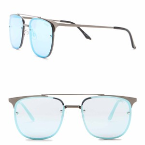 Quay quay private eye 49mm navigator sunglasses