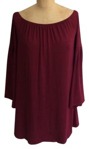 Urban Outfitters short dress red maroon on Tradesy