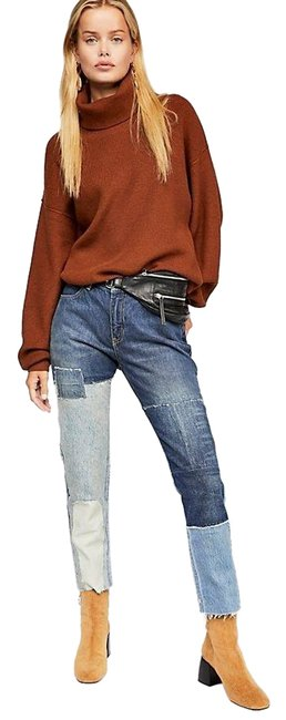 Preload https://img-static.tradesy.com/item/24676232/free-people-softly-structured-tunic-tobacco-sweater-0-2-650-650.jpg