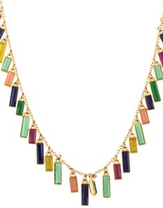 Kate Spade New Kate Spade Crystal Chip Necklace NWT Modern Beauty