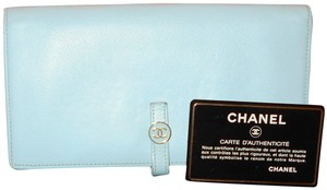 Chanel AUTHENTIC LONG CHANEL WALLET