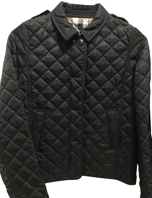 Burberry Blck Jacket Size OS (one size) Burberry Blck Jacket Size OS (one size) Image 1