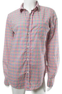 Frank & Eileen Barry Shirt Button Down Shirt Multi-color