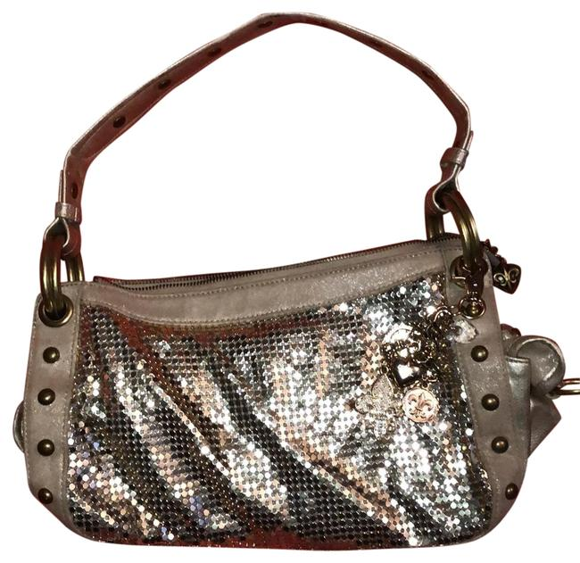 Item - Chainmail Gold Leather Satchel
