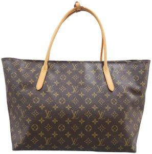 Louis Vuitton Lv Raspail Mm Monogram Canvas Shoulder Bag
