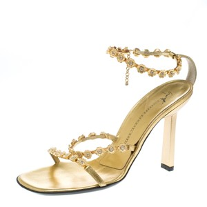 b29890fc61f8 Women s Gold Giuseppe Zanotti Shoes - Up to 90% off at Tradesy