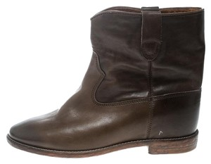 Isabel Marant Ankle Brown Boots