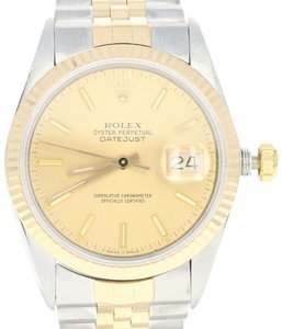 Rolex Rolex Oyster Perpetual Datejust watch 18k Gold & Stainless Steel U7868