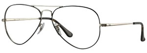 Ray-Ban Unisex Aviator Eyeglasses