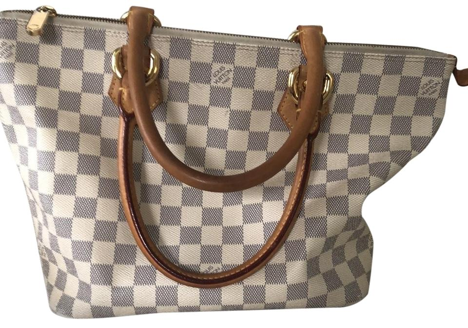 bfd6088a8a25 Louis Vuitton Saleya Blonde Leather Satchel - Tradesy