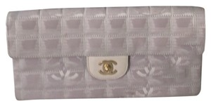 Chanel lavender Clutch